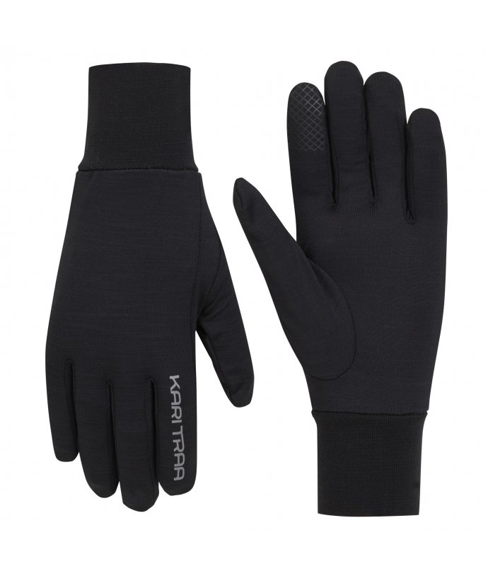 Dámské běžecké rukavice Kari Traa Nora Glove