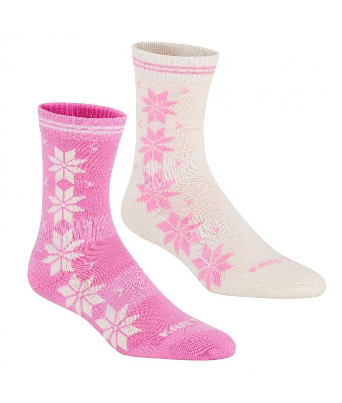 Dámské vlněné ponožky Kari Traa Vinst 2PK