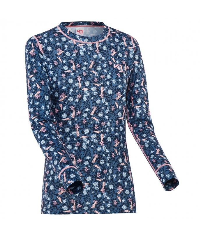 Dámské triko s dlouhým rukávem Kari Traa Fryd LS