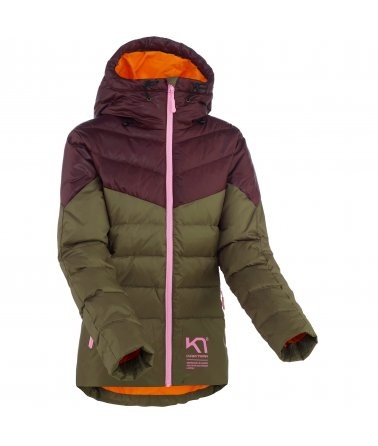Dámská péřová bunda Kari Traa Tirill Down Jacket