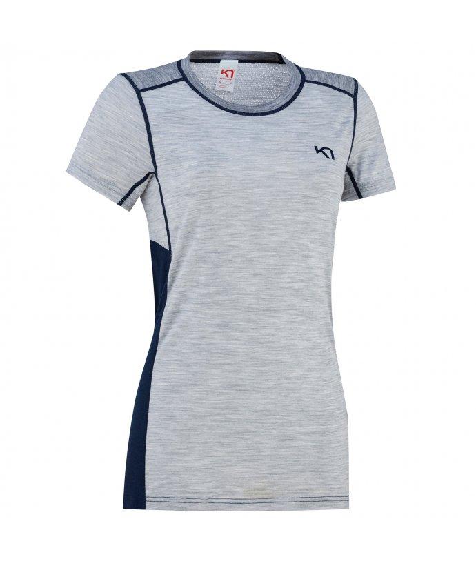 Dámské funkční Merino tričko Kari Traa Lam Tee