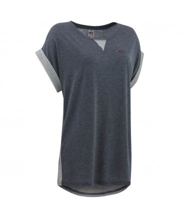 Dámské triko s krátkým rukávem Kari Traa Julie