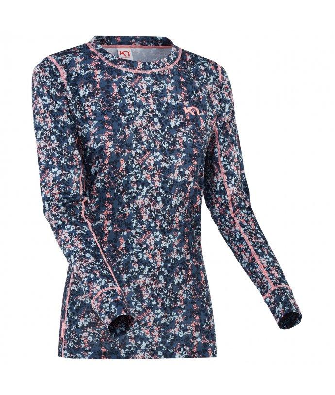 Dámské triko s dlouhým rukávem Kari Traa Fantastisk LS